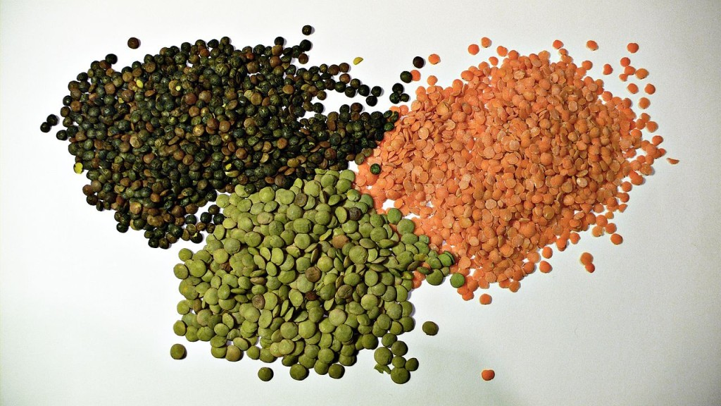 DuPuy, Green & Red Lentils
