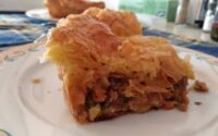 sweet and spicy tuna pie